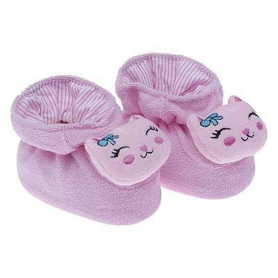 Pantufa Infantil - Gatinha - Pimpolho