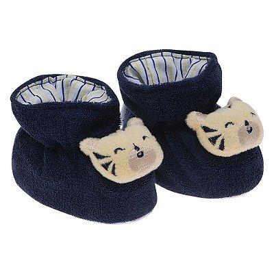 Pantufa Infantil - Tigre - Pimpolho