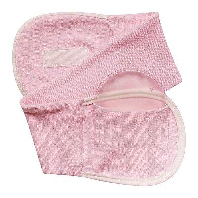 Cinta Térmica para Cólica Baby - Rosa - Buba