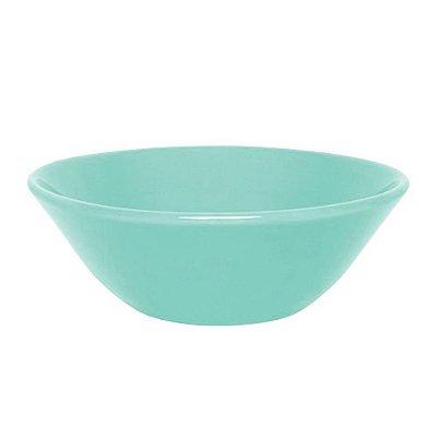 Tigela em Cerâmica Verde Água - 500ml - Biona