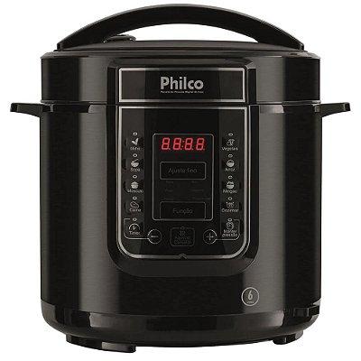 Panela de Pressão 6L Digital Inox - PPP01P - Philco