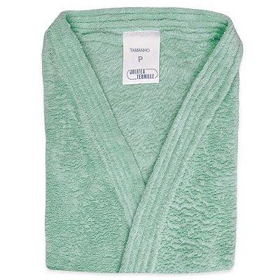 Roupão Ultra Soft Verde - Jolitex