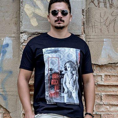 Camiseta #Minhamusicameumomento