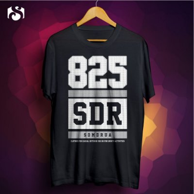 Camiseta SDR #825