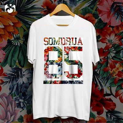 Camiseta Flower SDR