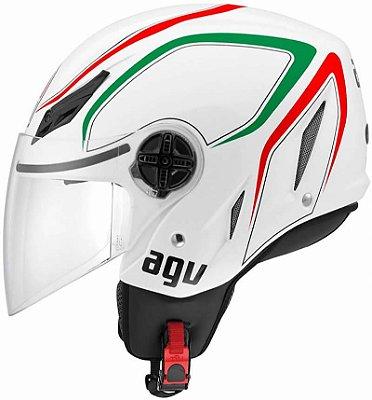 Capacete AGV Blade Italy Branco