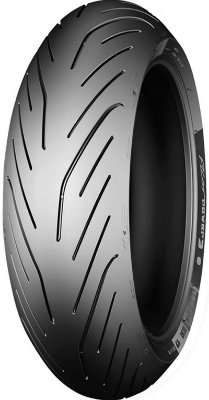 Pneu Moto Traseiro 190/55zr17 Michelin Pilot Power 3