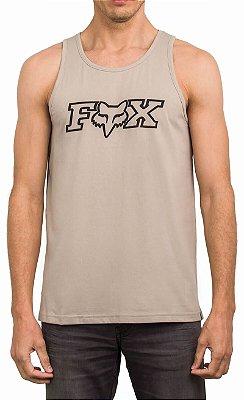 Regata Fox Lifestyle Ageless Fheadx Cinza