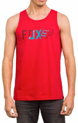 Regata Fox Lifestyle Rivet Vermelho