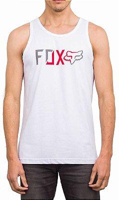 Regata Fox Lifestyle Rivet Branco