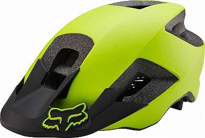 Capacete Fox Bike Ranger Amarelo Fosco