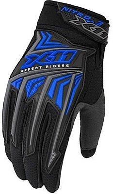 Luva X11 Nitro 3 Azul