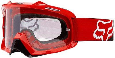 Óculos Fox MX Air SPC Vermelho