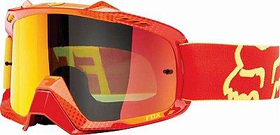 Óculos Fox MX Air SPC Spark 360 Laranja