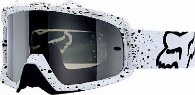Óculos Fox MX Air SPC Flight Branco