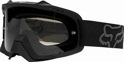 Óculos Fox MX Air SPC Sand Preto Fosco