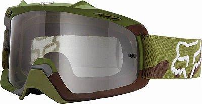 Óculos Fox MX Camo Verde