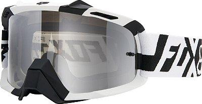 Óculos Fox MX Divizion Branco e Preto