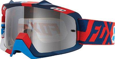 Óculos Fox MX Divizion Vermelho