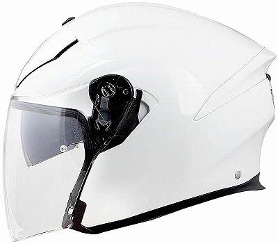 Capacete AGV K5 Jet Monocolor Branco