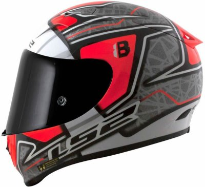 Capacete LS2 FF323 Arrow R Hector Barbera