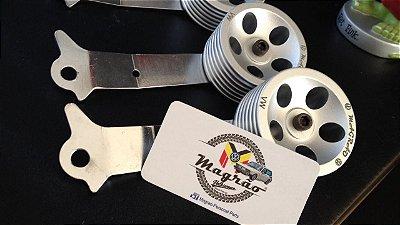 Pedal Roller para Fusca, Kombi, Brasilia, Variant  e outros VW a AR
