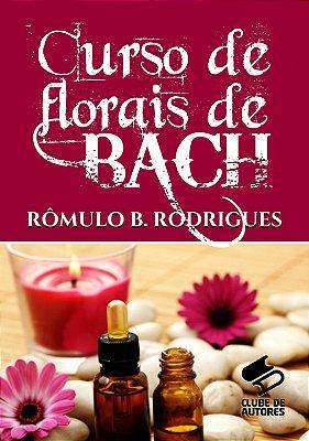 Livro • Curso de Florais de Bach