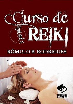 Livro • Curso de Reiki