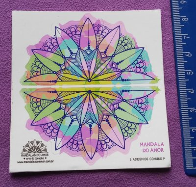 Mandala do Amor - 2 Metades