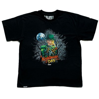 Camiseta Freddy Krueger Dab Street