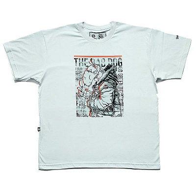 Camiseta Burning Bull terrier