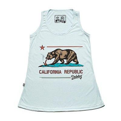 Regata Longa Feminina California Republic