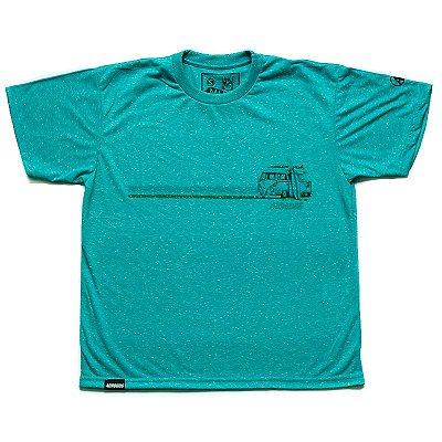Camiseta Green Surf Kombi