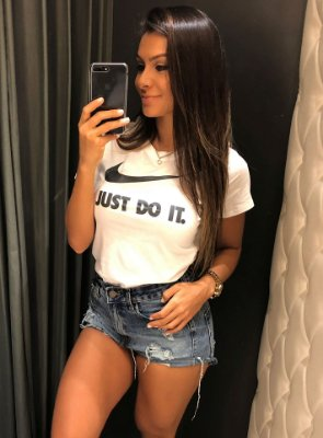 CAMISETA  JUST DO IT NK