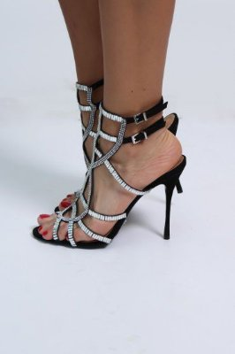 SANDÁLIA ANKLE STRIP GLAM TOASTED STZ