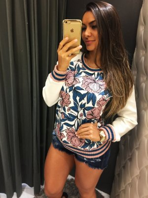 BLUSA MOLETOM ESTAMPA