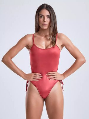 BODY TIE RED LBM