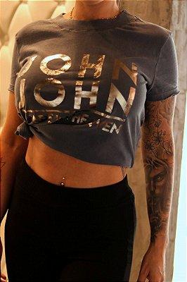 T-shirt Foil JJ