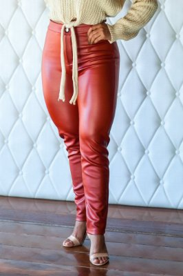 Calça Legging Leather GataBakana