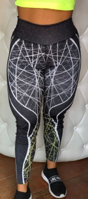 Legging Double Fashion GataBakana