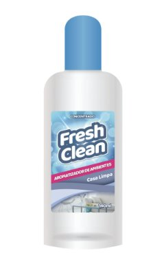 FRESH CLEAN AROMATIZADOR CONCENTRADO CASA LIMPA 140ML