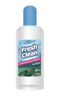 FRESH CLEAN AROMATIZADOR CONCENTRADO EUCALIPTO 140ML