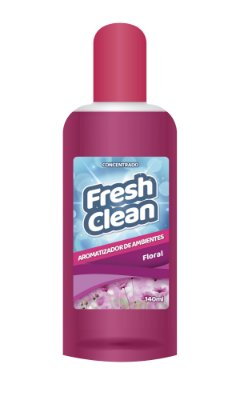 FRESH CLEAN AROMATIZADOR CONCENTRADO FLORAL 140ML