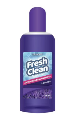 FRESH CLEAN AROMATIZADOR CONCENTRADO LAVANDA 140ML