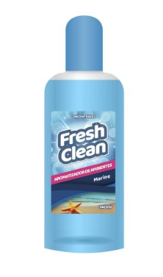 FRESH CLEAN AROMATIZADOR CONCENTRADO MARINE 140ML