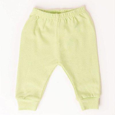 Calça Verde Claro para Bebê