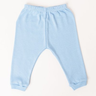 Calça Azul Claro para Bebê