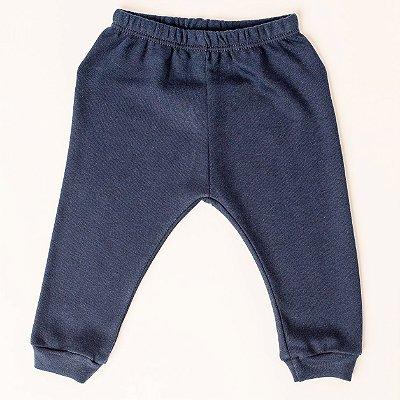 Calça Azul Marinho para Bebê