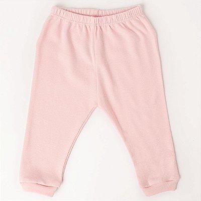 Calça Rosa Claro para Bebê