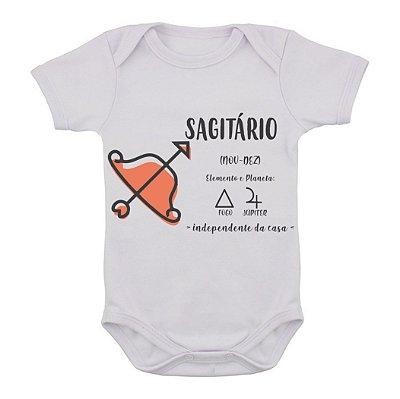 Body de Bebê - Sagitário
